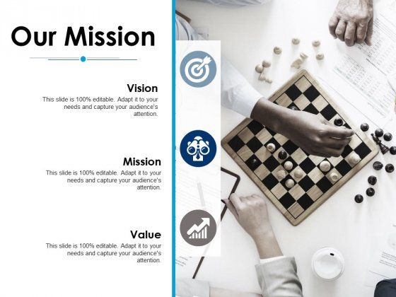 Our Mission Ppt PowerPoint Presentation Styles Show