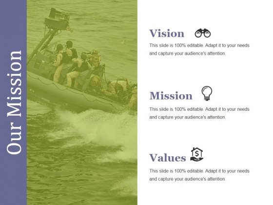Our Mission Ppt PowerPoint Presentation Summary Icons