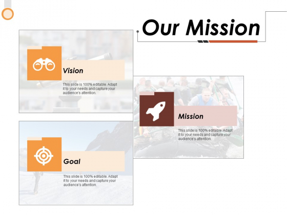 Our Mission Ppt PowerPoint Presentation Summary Infographic Template