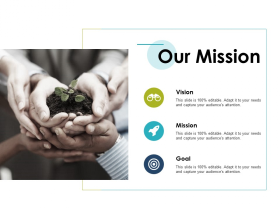 Our Mission Ppt PowerPoint Presentation Summary Show