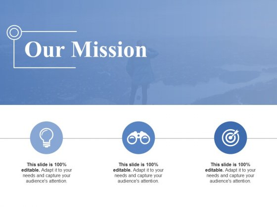 Our Mission Ppt PowerPoint Presentation Summary Smartart