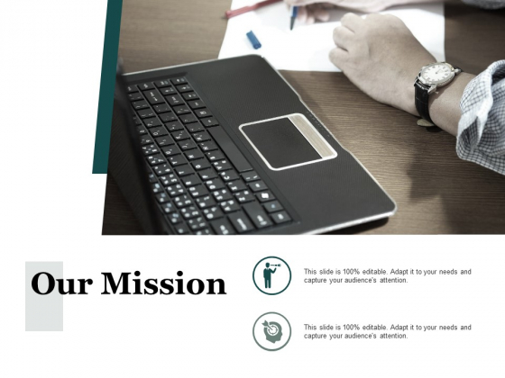 Our Mission Process Analysis Ppt PowerPoint Presentation Infographics Diagrams