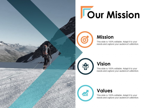 Our Mission Talent Mapping Ppt PowerPoint Presentation Inspiration Deck