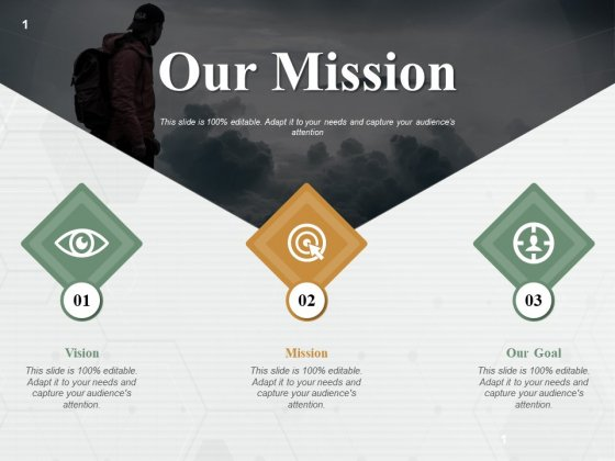 Our Mission Vision Ppt PowerPoint Presentation Ideas Background Designs