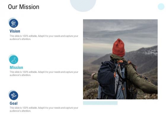 Our Mission Vision Ppt PowerPoint Presentation Ideas Portrait
