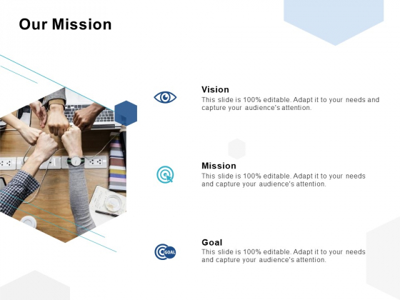 Our Mission Vision Ppt PowerPoint Presentation Infographics File Formats