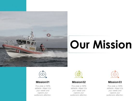 Our Mission Vision Ppt PowerPoint Presentation Model Graphics