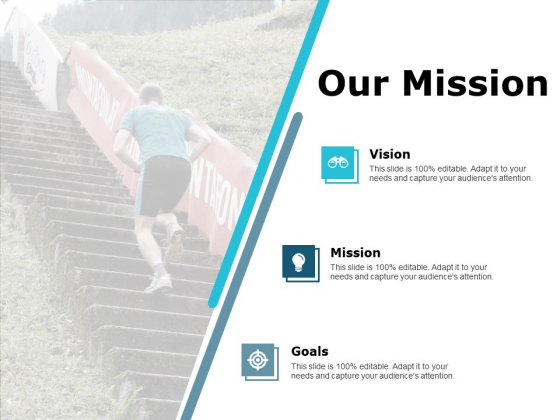 Our Mission Vision Ppt PowerPoint Presentation Pictures Vector