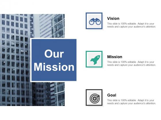 Our Mission Vision Ppt PowerPoint Presentation Portfolio File Formats