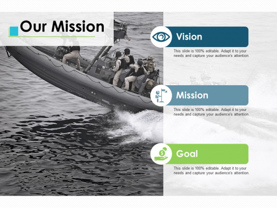 Our Mission Vision Ppt PowerPoint Presentation Slides Example Introduction