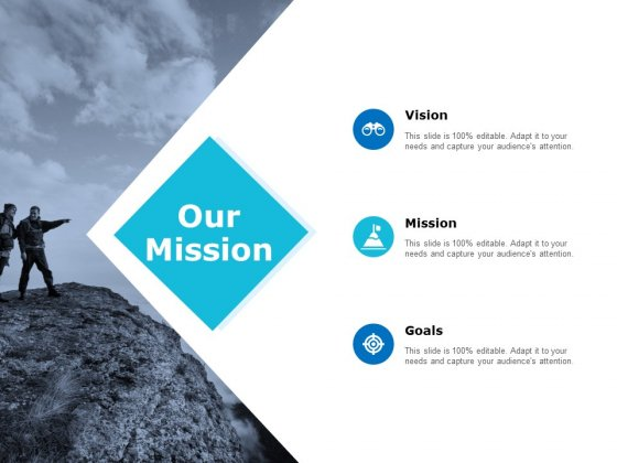 Our Mission Vision Ppt PowerPoint Presentation Summary Graphics Download