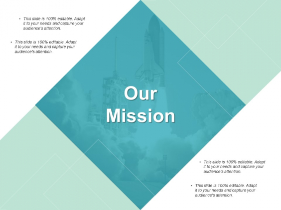 Our Mission Vision Ppt PowerPoint Presentation Summary Inspiration