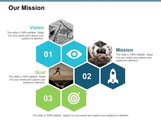 Our Mission Vision Ppt PowerPoint Presentation Summary Master Slide