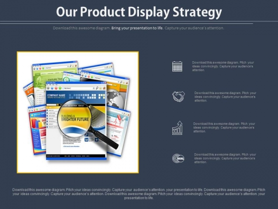 Our_Product_Display_Strategy_Ppt_Slides_1