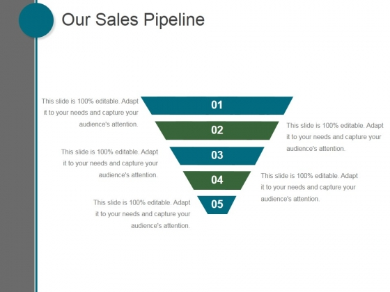 Our Sales Pipeline Ppt PowerPoint Presentation Picture