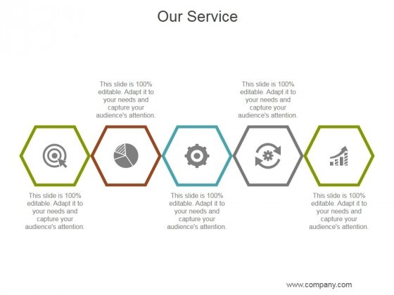 Our Service Ppt PowerPoint Presentation Inspiration