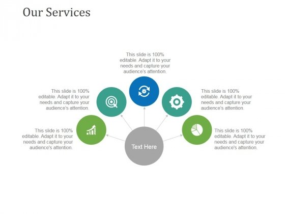 Our Services Ppt PowerPoint Presentation Inspiration Microsoft