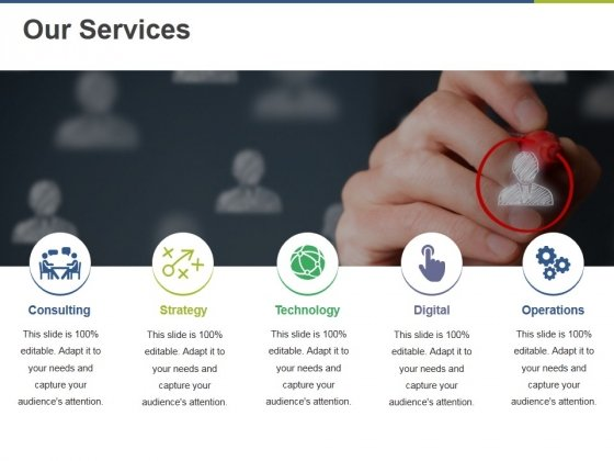 Our Services Ppt PowerPoint Presentation Styles Show