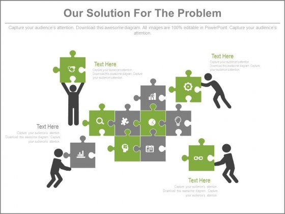 Our_Solution_For_The_Problem_Ppt_Slides_1