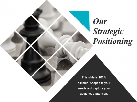 Our Strategic Positioning Template 2 Ppt PowerPoint Presentation Inspiration Layout