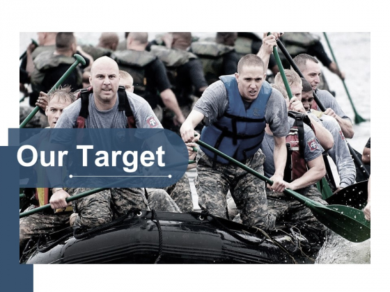 Our Target Planning Strategy Ppt PowerPoint Presentation Summary Gridlines