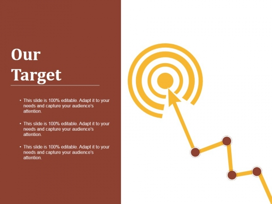 Our Target Ppt PowerPoint Presentation Rules