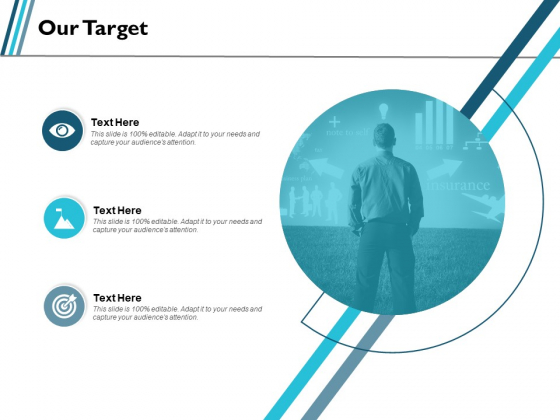 Our Target Success Ppt PowerPoint Presentation Slides Model