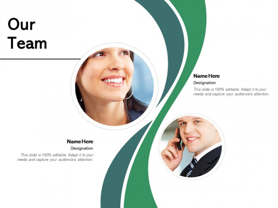 Our Team Communication Introduction Ppt PowerPoint Presentation Styles Clipart Images