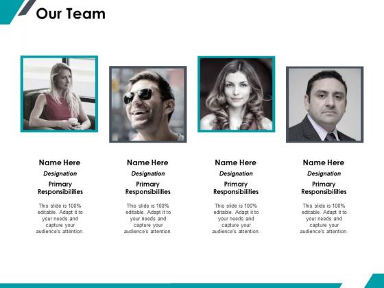 Our Team Communication Management Ppt PowerPoint Presentation Summary Portrait