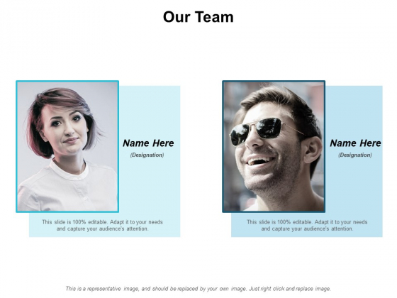 Our Team Communication Planning Ppt PowerPoint Presentation Outline Clipart