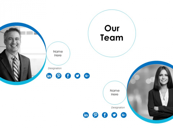 Our Team Communication Ppt Powerpoint Presentation File Vector