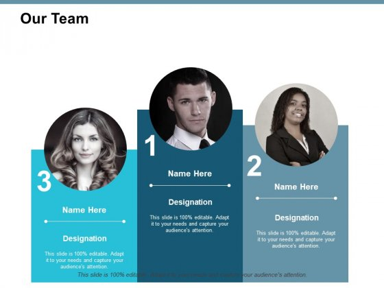 Our Team Communication Ppt PowerPoint Presentation Gallery Example Introduction
