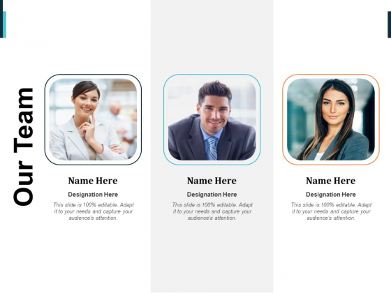 Our Team Communication Ppt PowerPoint Presentation Icon Show