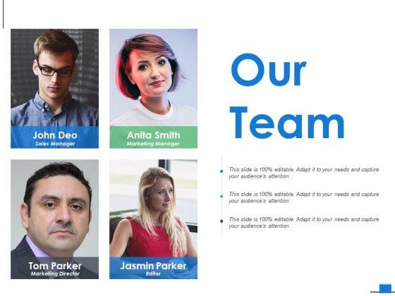 Our Team Communication Ppt PowerPoint Presentation Inspiration Example Introduction