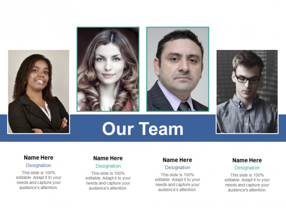 Our Team Communication Ppt PowerPoint Presentation Show Aids