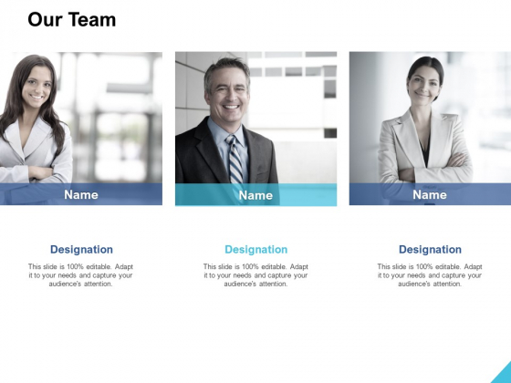 Our Team Communication Ppt PowerPoint Presentation Summary Gallery