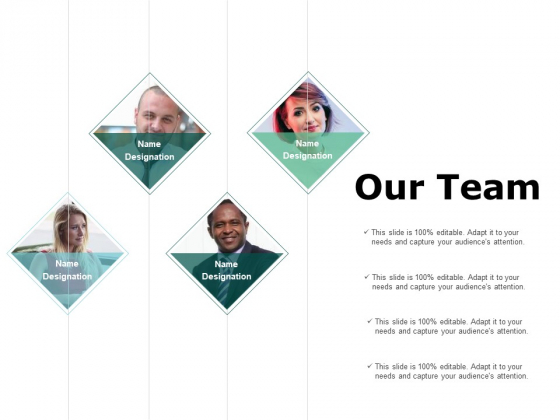 Our Team Communication Ppt PowerPoint Presentation Summary Professional