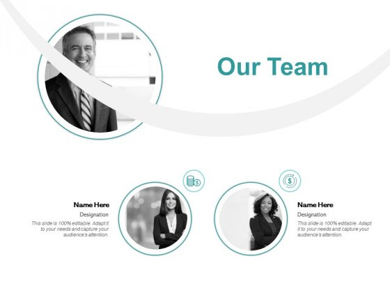 Our Team Intorduction Ppt PowerPoint Presentation Outline Graphic Images