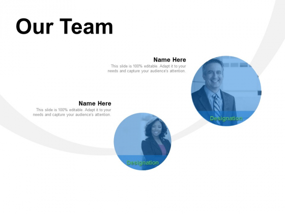 Our Team Introduction Communication Ppt PowerPoint Presentation Summary Background Image