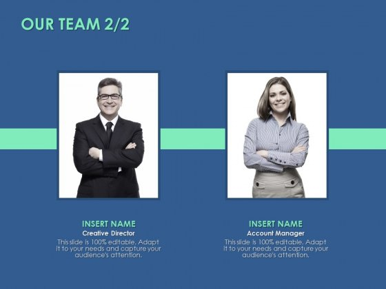 Our Team Introduction Ppt PowerPoint Presentation Outline Background Image