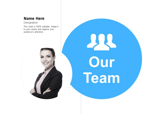 Our Team Introduction Ppt PowerPoint Presentation Pictures Graphic Images