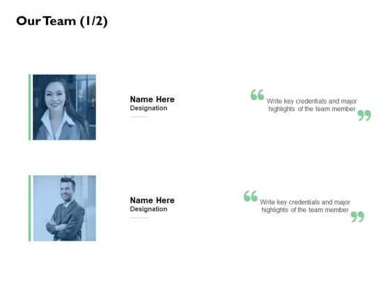 Our Team Planning Marketing Ppt PowerPoint Presentation Summary Format Ideas