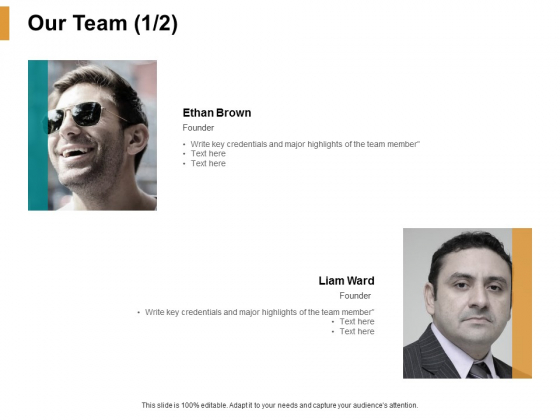 Our Team Planning Ppt PowerPoint Presentation Gallery Example File