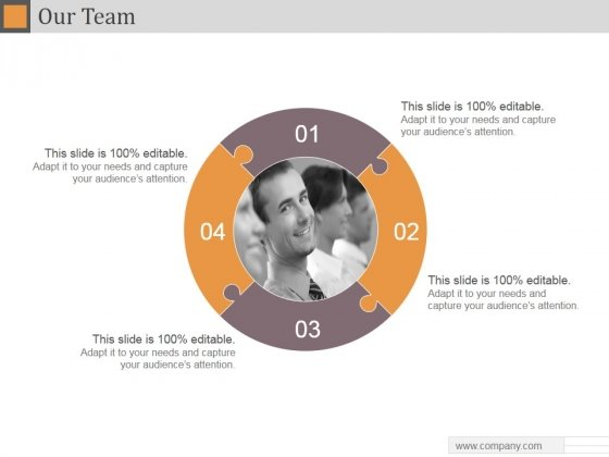 Our Team Ppt PowerPoint Presentation Guidelines