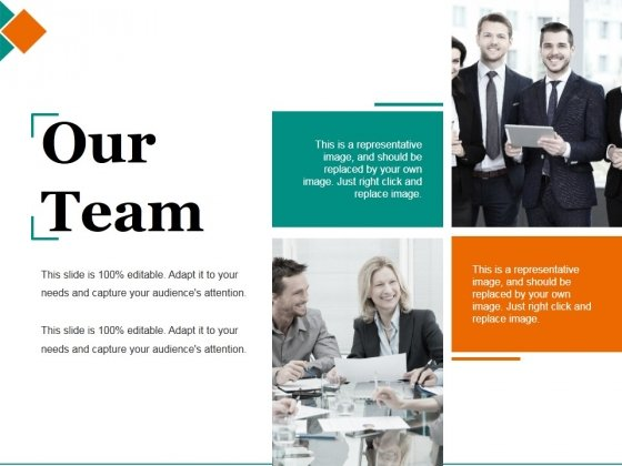 Our Team Ppt PowerPoint Presentation Icon Templates