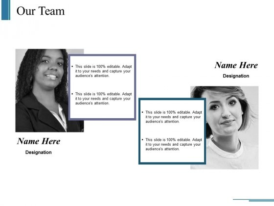 Our Team Ppt PowerPoint Presentation Infographic Template Aids