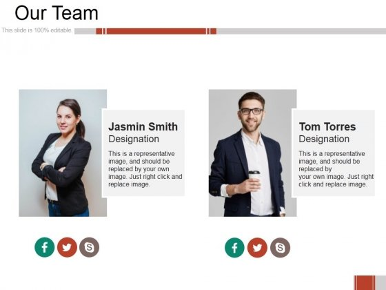 Our Team Ppt PowerPoint Presentation Infographic Template Elements