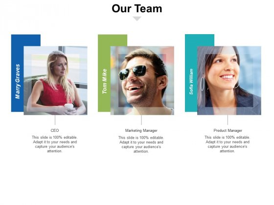 Our Team Ppt PowerPoint Presentation Outline Graphics Design