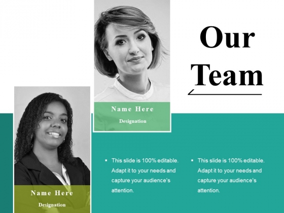 Our Team Ppt PowerPoint Presentation Outline Model