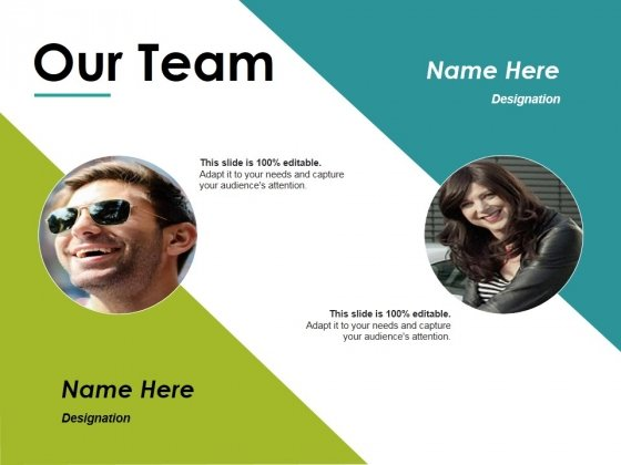 Our Team Ppt PowerPoint Presentation Pictures Background Image